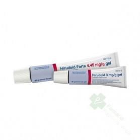 HIRUDOID FORTE 4,45 mg/g GEL , 1 tubo de 60 g
