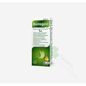 IBEROGAST GOTAS ORALES EN SOLUCION frasco de 20 ml