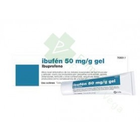 IBUFEN TOPICO 5% GEL 50 G