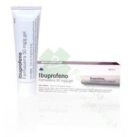IBUPROFENO FARMASIERRA 50 mg/g – 50 mg