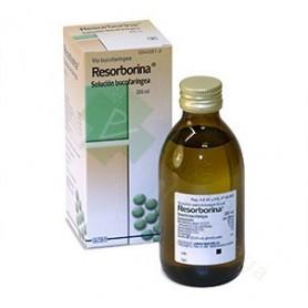 RESORBORINA (SOLUCION TOPICA 200 ML)