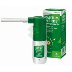 TANTUM VERDE 0,51 mg/pulsación solución para pulverización bucal