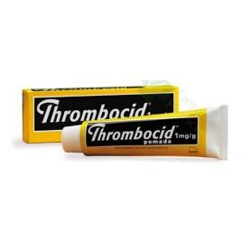 THROMBOCID 1 MG/G POMADA 30 G
