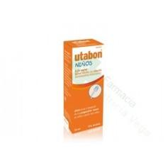 UTABON 0.025% GOTAS INFANTILES 15 ML