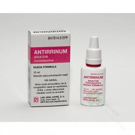 ANTIRRINUM NEBULIZADOR 15 ML ADULTO