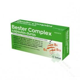 BESTER COMPLEX 30 CÁPSULAS